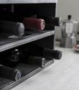 Vesoto black kitchen