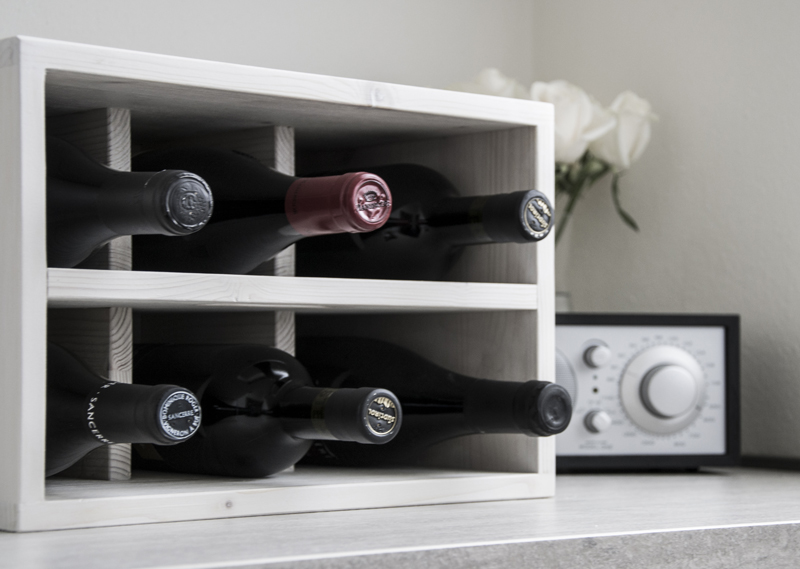 Vesoto horizontal winerack