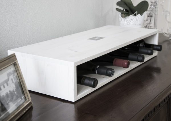 6 bottle vesoto wine rack